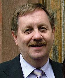 Geschäftsführer Christian Trebing