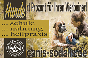 Anzeige Canis Sodalis